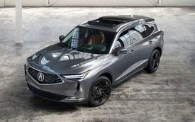 Acura MDX Type S - SUV hiệu năng cao 'dằn mặt' Mercedes-AMG GLE, BMW X5 M