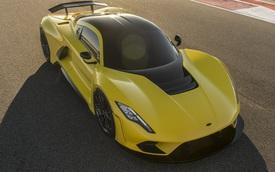 Hennessey Venom F5 chốt lịch ra mắt: Siêu phẩm với tốc độ tối đa dự kiến 500km/h