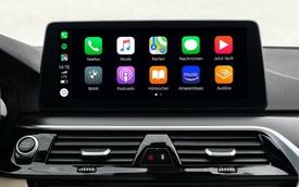 Chủ xe BMW kêu trời vì dùng Apple CarPlay khó khăn, mạng bị lỗi là khỏi dùng