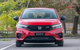 Chênh 70 triệu đồng, 3 phiên bản Honda City 2020 khác biệt những gì?