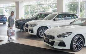 Minh 'nhựa' lái Rolls-Royce tới mua 3 chiếc BMW giá hơn 12 tỷ cùng lúc: X3, X7 và cả Z4 mới về Việt Nam