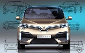 Lộ thiết kế 11 mẫu ô tô VinFast mới: Đủ chủng loại với nhiều kiểu dáng 2 cửa lạ lẫm