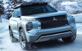 Mitsubishi Outlander thế hệ mới úp mở thêm thông tin 'hot' trước giờ G