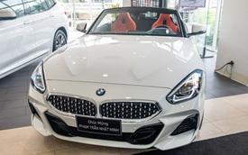 BMW Z4 chính hãng chốt giá 3,329 tỷ đồng: 'Xe chơi' thực thụ cho nhà giàu Việt, khách sộp đầu tiên chính là Minh 'nhựa'
