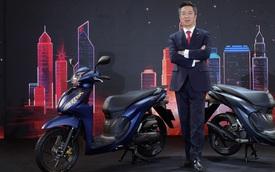Honda Vision 2021 trình làng khách Việt: Nhiều nâng cấp, thêm phiên bản mới, giá từ 29,9 triệu đồng