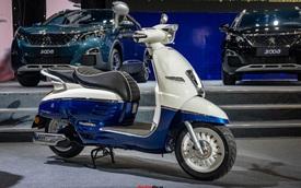 Peugeot Django giá 68 triệu đồng tại Việt Nam - Lựa chọn mới ngoài Honda SH và Liberty