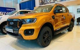 Xe bán tải bán chạy nhất tháng 1/2021: Ford Ranger số 1 nhưng cuộc tranh chấp phía sau mới hấp dẫn