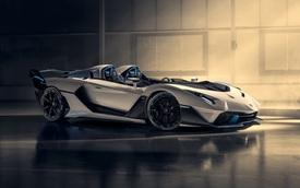 Chơi như đại gia nước ngoài: Bỏ cả 'núi tiền' đặt hàng Lamborghini làm siêu xe độc nhất vô nhị