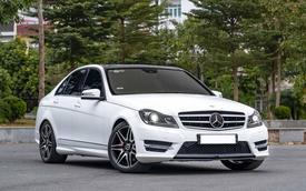 Bán xe sau 6 năm với ODO chỉ 20.000km, chủ nhân Mercedes-Benz C 300 AMG Plus chia sẻ: 'Tôi mua xe chỉ để trưng bày'