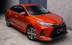 Đại lý hé lộ thông tin Toyota Vios 2021 sắp về Việt Nam, dự kiến ra mắt đầu năm sau