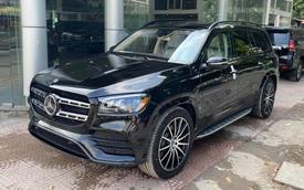 'Hàng tuyển' Mercedes-Benz GLS 580 đầu tiên về Việt Nam: Giá gần 10 tỷ, đối thủ của Lexus LX 570 Super Sport