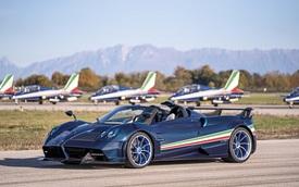 Được giới đại gia giàu mỏ 'bơm tiền', Pagani quyết làm siêu xe xịn hơn 'thần gió' Huayra