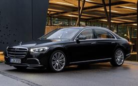Mercedes-Benz S-Class 2021 chốt giá 110.850 USD: Cao hơn đáng kể so với thế hệ cũ