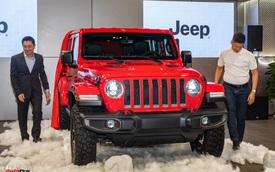 Jeep lần đầu tiên công bố giá bán xe tại Việt Nam, khởi điểm 2,948 tỷ đồng