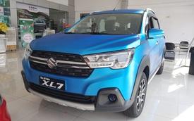 Hưởng lợi từ XL6, Suzuki XL7 tại Việt Nam có thể có thêm bản máy dầu cho lái xe dịch vụ