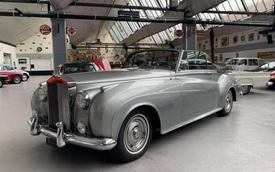 Xế cổ siêu độc Rolls-Royce Silver Cloud I Drophead Coupe hơn 60 năm tuổi rục rịch về Việt Nam