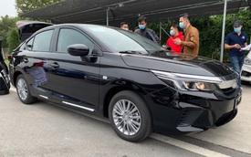 Honda City 2020 bản tiêu chuẩn lần đầu lộ diện tại Việt Nam: Ít trang bị nhưng giá dự kiến ngang ngửa Hyundai Accent 'full option'