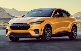 Ford Mustang Mach-E GT nâng cấp động cơ, tăng tốc nhanh ngang ngửa siêu xe