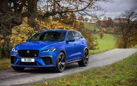 Ra mắt 'báo đầu đàn' Jaguar F-Pace SVR: Nhanh hơn, sang hơn bao giờ hết