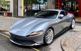 Siêu phẩm Ferrari Roma chào hàng đại gia Việt: Giá từ 16 tỷ đồng, thiết kế gây 'hớp hồn'