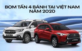 Những xe tạo tiếng vang lớn trong năm 2020 tại Việt Nam: Người 'top' doanh số, kẻ đột phá công nghệ