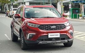 Liên tục ra mắt tại ĐNA, Ford Territory giá quy đổi gần 900 triệu cận kề ngày về Việt Nam, cạnh tranh Honda CR-V