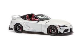 Toyota tung hình thái cuối cùng của Supra mui trần