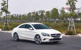 Sau 24.000km, sedan dễ mua nhất của Mercedes-Benz hạ giá rẻ hơn Toyota Camry gần 100 triệu đồng