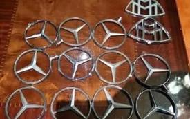 Cặp song sinh 5 tuổi trộm logo của 14 chiếc xe Mercedes-Benz, cách xử lý của phụ huynh khiến ai cũng bất ngờ