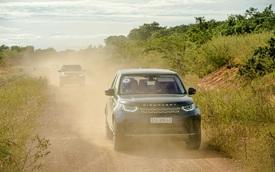 Dàn xe 60 tỷ của Land Rover chinh phục hơn 600km đa địa hình tại Việt Nam