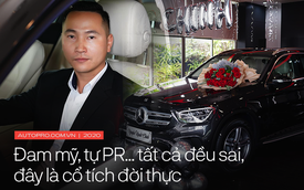 Gặp sale Mercedes được khách hàng cũ tặng xe gần 2 tỷ đồng: 'Nếu biết, tôi sẽ không nhận'