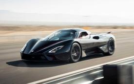Tự xưng là siêu xe nhanh nhất thế giới nhưng mẫu xe này vẫn thử nghiệm thất bại, không chứng minh được con số trên 500km/h