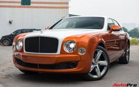Bentley Mulsanne Speed độc nhất Việt Nam thay đổi diện mạo để tìm chủ nhân