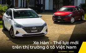 Xe Hàn bành trướng tại Việt Nam - Khi gu mua xe của khách hàng thay đổi, xe Nhật bớt 'thần thánh'