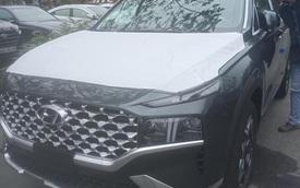 Hyundai Santa Fe 2021 thứ 2 về Việt Nam - Mẫu SUV bán chạy nhiều người mong chờ