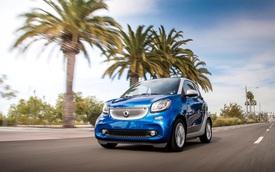Sắp có thêm SUV đô thị cùng 'mẹ' với Mercedes-Benz ra mắt vào 2022
