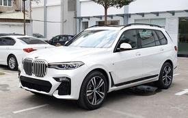 BMW X7 M Sport chính hãng về đại lý với giá thấp kỷ lục hơn 5,8 tỷ đồng, trang bị trên xe là điều đáng chú ý