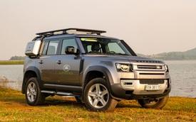 [Chém xe] Land Rover Defender - Ty tỷ thứ hay ho dùng hàng ngày nếu không quẩy địa hình theo cách nhà giàu