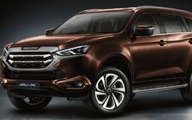 SUV 7 chỗ ế ẩm ở Việt Nam Isuzu mu-X 2020 đạt 5 sao ASEAN NCAP
