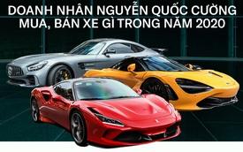 Doanh nhân Nguyễn Quốc Cường 'thay máu' dàn xe năm 2020: Tậu hai siêu phẩm đầu tiên tại Việt Nam, chia tay hàng loạt xe cũ