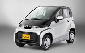 Ra mắt Toyota C*Pod - Ô tô 2 chỗ cho mẹ chở con đi học hoặc đi chợ, giá quy đổi 370 triệu đồng