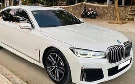 Chạy 3.838km, hàng hiếm BMW 730Li M Sport 2020 vẫn đắt hơn Mercedes-Benz S 450 mới cả trăm triệu đồng