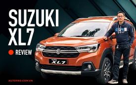 Giám đốc tài chính dùng Suzuki XL7 sau 4 tháng: 'Đủ dùng trong tầm giá'