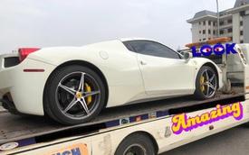 Sau Rolls-Royce Cullinan, đại gia Hải Phòng tiếp tục chia tay Ferrari 458 Spider hàng hiếm