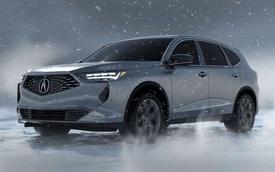 Acura MDX thế hệ mới cận kề ngày ra mắt: SUV Nhật lột xác cạnh tranh Mercedes-Benz GLE và BMW X5