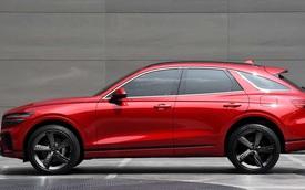 Genesis GV70 chốt lịch ra mắt, đối đầu BMW X3, Audi Q5 bằng giá rẻ hơn