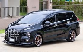 Mê 'chuyên cơ mặt đất', nhiều chủ xe Mitsubishi Xpander độ lại theo phong cách Toyota Alphard, chi phí tương đương hơn 16 triệu đồng