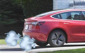 Tesla cho phép dùng tiếng xì hơi để thay còi xe