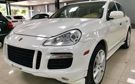 Cán mốc 120.000km, Porsche Cayenne GTS bán lại ngang giá Toyota Corolla Cross bản cao cấp nhất