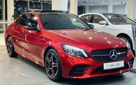 12 dòng Mercedes-Benz tại Việt Nam tăng giá đến hơn trăm triệu nhưng 8 dòng được ưu đãi tới gần 300 triệu đồng